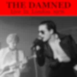 The Damned Live In London 1976
