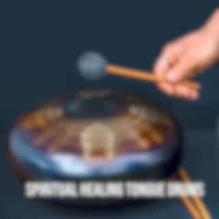 Spiritual Healing Tongue Drums (Music for Sleep, Relaxation, Meditation)