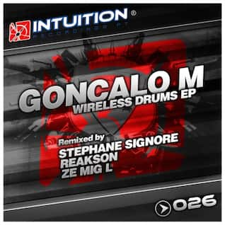 Wireless Drums EP