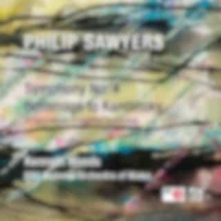 Philip Sawyers: Symphony No. 4 & Hommage to Kandinsky