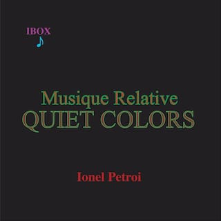 Musique Relative: Quiet Colors