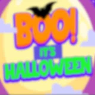 Boo! It's Halloween!