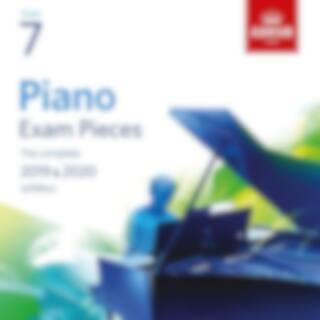 Piano Exam Pieces 2019 & 2020, ABRSM Grade 7