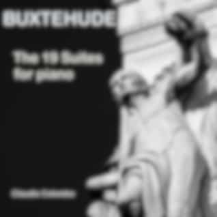 Buxtehude: The 19 Suites for Piano
