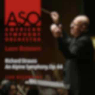 Strauss: An Alpine Symphony, Op. 64