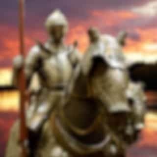 Knight of War in the World of Magic and Witch Craft Music Fantasy for Medieval Lute, Celtic Violin and Gothic Guitar