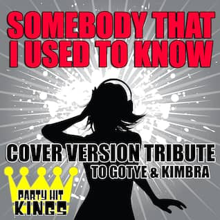 Somebody That I Used To Know (Cover Version Tribute to Gotye & Kimbra)