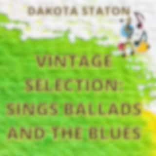 Vintage Selection: Sings Ballads and the Blues (2021 Remastered Version)