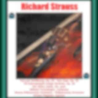 Richard Strauss: Tod und Verklärung, Op. 24 - Don Juan, Op. 20 - Till Eulenspiegels lustige Streiche, Op. 28 - Vier letzte Lieder, Op. post.