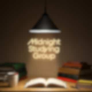 Midnight Studying Group (Music for Students Who Like to Study at Night with Peaceful Sounds)