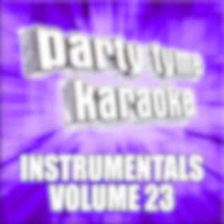 Party Tyme Karaoke - Instrumentals 23