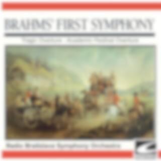 Brahms: Symphony No. 1 - Tragic Overture - Academic Festival Overture