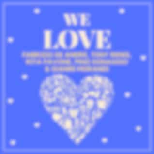 We Love Fabrizio De Andre, Tony Renis, Rita Pavone, Pino Donaggio & Gianni Morandi