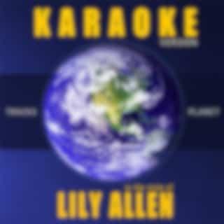 Karaoke - In the Style of Lily Allen
