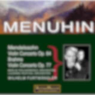 Yehudi Menuhin and Wilhelm Furtwängler