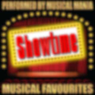 Showtime: Musical Favourites