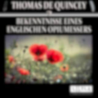 Bekenntnisse eines englischen Opiumessers