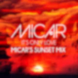 It's Only Love (Micar's Sunset Mix)