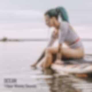 Ocean: 1 Hour Waves Sounds
