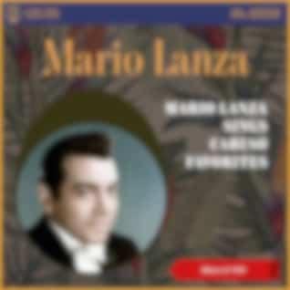 Mario Lanza Sings Caruso Favorites (100th Birthday - Album of 1959)