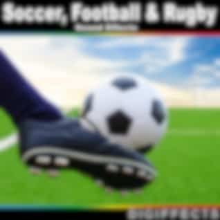 Soccer, Football and Rugby Sound Effects