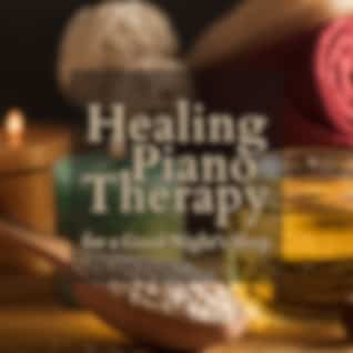Healing Piano Therapy for a Good Night's Sleep