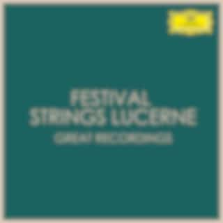 Festival Strings Lucerne Great Recordings