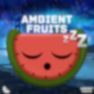 Rain and Thunderstorm: Rain Fruits Sounds