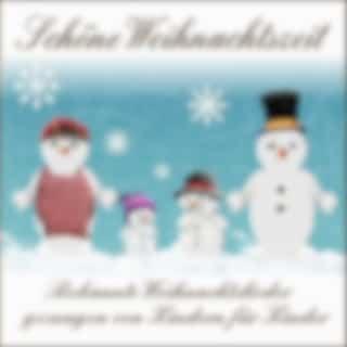 Schöne Weihnachtszeit, bekannte Weihnachtslieder gesungen von Kindern für Kinder