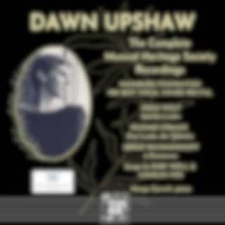The Naumberg Foundation Presents Dawn Upshaw, Soprano