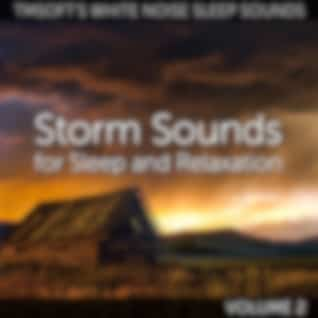 Storm Sounds for Sleep and Relaxation Volume 2