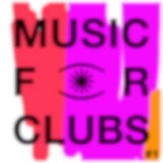 Music for Clubs Compilation # 1