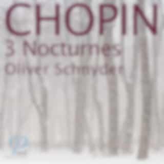 Chopin: 3 Nocturnes