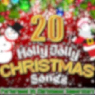 20 Holly Jolly Christmas Songs