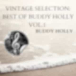 Vintage Selection: Best of Buddy Holly, Vol. 1 (2021 Remastered Version)