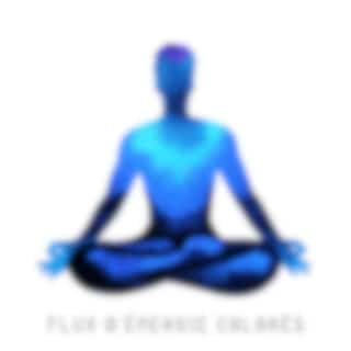 Flux d'énergie colorés (Couches de chakras, Relaxation profonde, Zone de méditation apaisante)