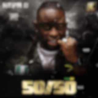 50/50 The Ep. vol 2