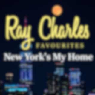 New York's My Home Ray Charles Favourites