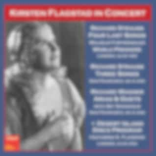 Strauss & Wagner: Opera Works (Live)