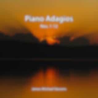Piano Adagios, Nos. 1-12