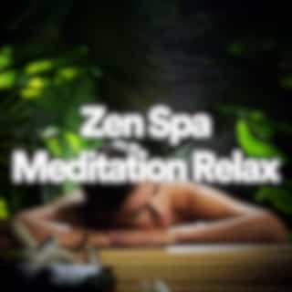 Zen Spa Meditation Relax