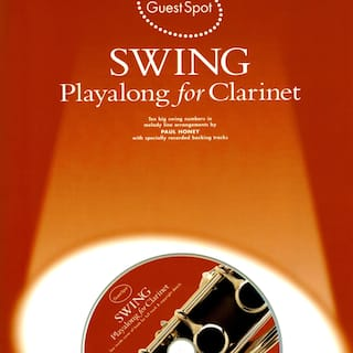 Playalong for Clarinet: Swing