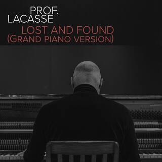 Lost and Found (Grand piano version)