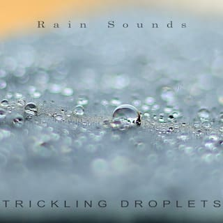 Trickling Droplets