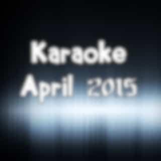 Karaoke April 2015