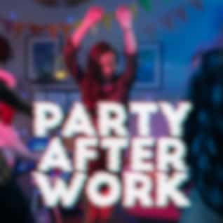 Party After Work: Electronic Rhythms Perfect for a Small Party to Loosen Up and Chill Out after a Day of Work