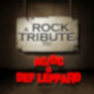 A Rock Tribute to AC/DC and Def Leppard