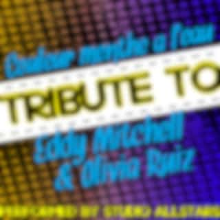 Couleur menthe à l'eau (Tribute to Eddy Mitchell & Olivia Ruiz) - Single