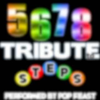 5,6,7,8: Tribute to Steps