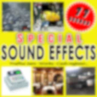 Traffic Jam, Works, Cash Register... Special Sound Effects